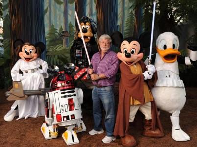 Disney rachète Star Wars
