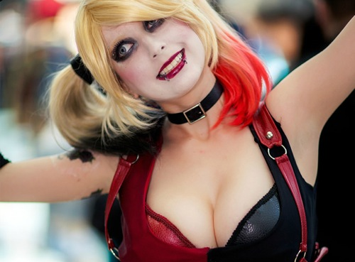 Les cosplays sexy d'Harley Quinn