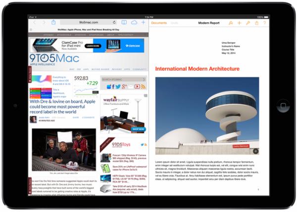 iOS8-iPad