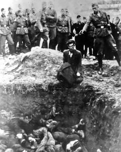 Ce jeune homme est considéré comme le dernier juif abattu à Vinnytsia (Ukraine) sur les 28.000 tués.