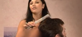 coiffeuse nue