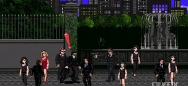 Matrix recréées en jeu vidéo 8 bits